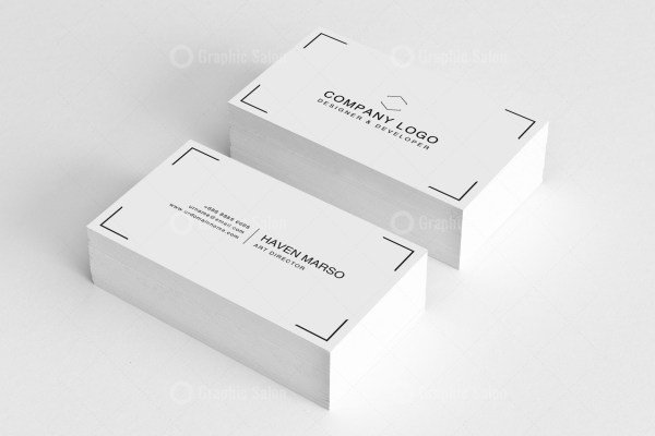 Visiting Card Templates 1