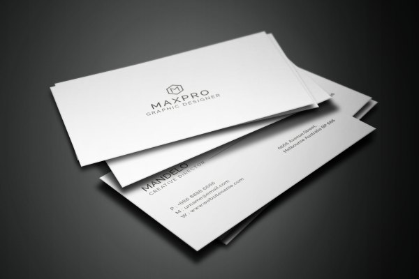 Premium Creative Business Card Design