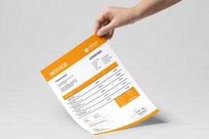 Creative Business Invoice Templates