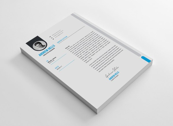 EPS Creative Resume Design