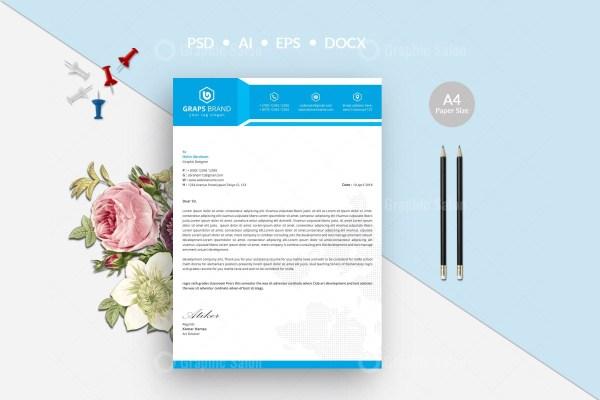 Business Letterhead Design