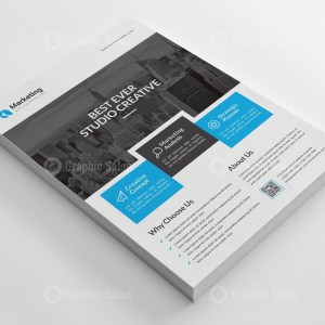 PSD Creative Business Flyers