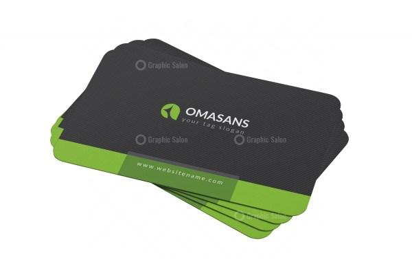 PSD Modern Business Cards