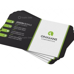PSD Realtor Business Cards