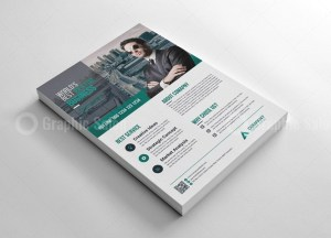 Business Elegant Flyer Templates