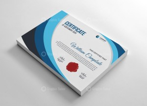 Qualified Certificate Template