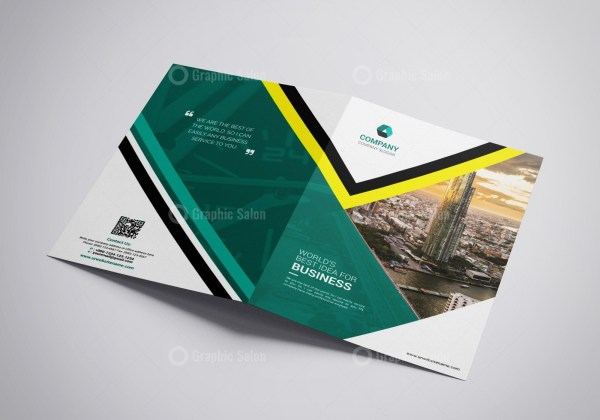 Print Ready Brochure Template