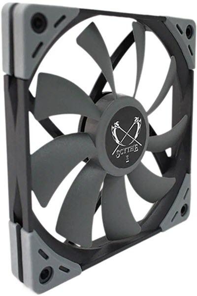 best slim 120mm fan for sff cases