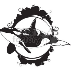 Orca killer whale clipart Commercial use GIF JPG PNG EPS SVG AI PDF clipart # 398011 Graphics Factory