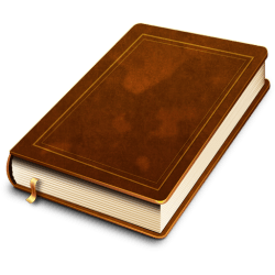 books icon psd icons author graphicsfuel rafi