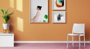 poster living mockups frames interior graphicsfuel