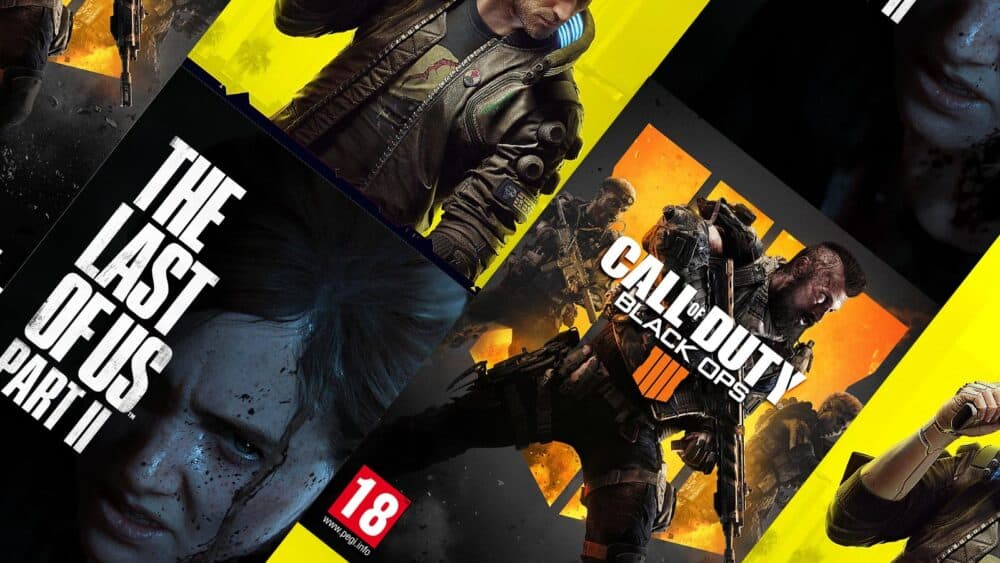 how graphic design is used in video games