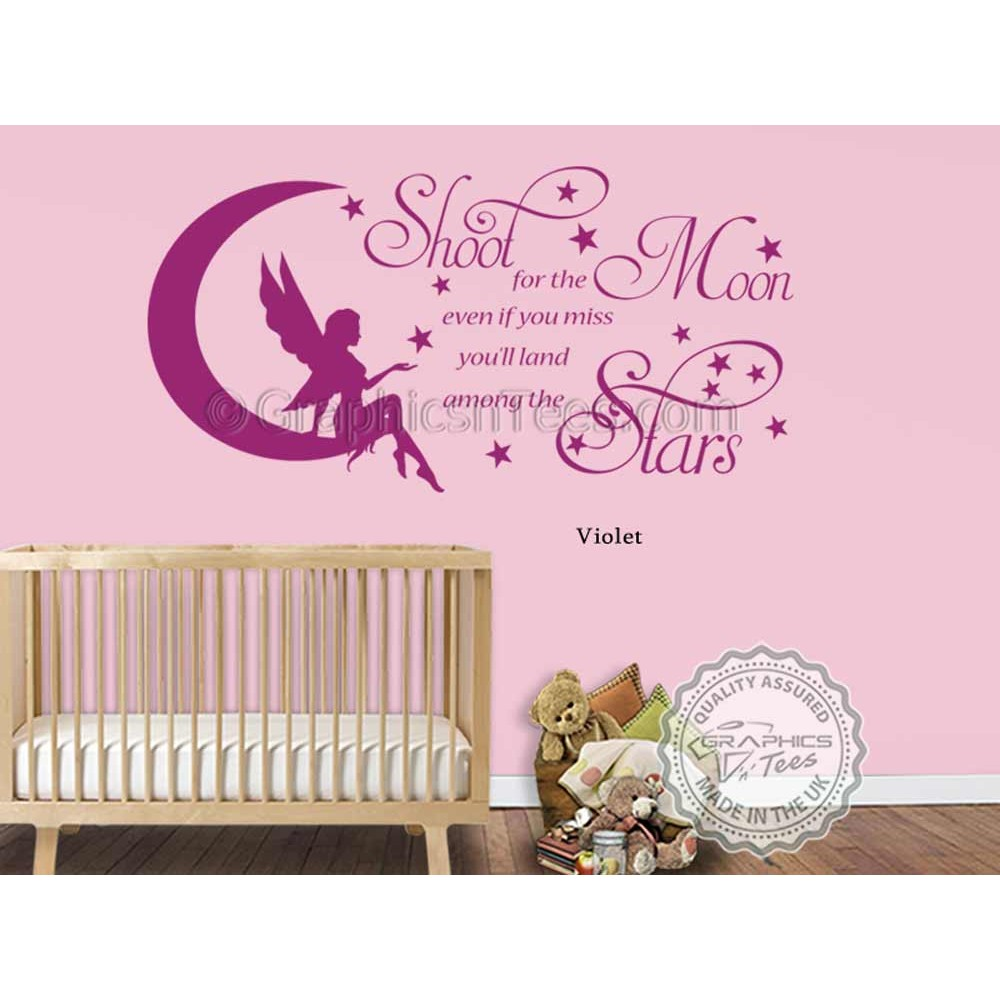Gallery of Wall Stickers Baby Girl Nursery