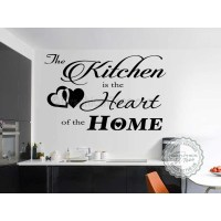 Kitchen is The Heart of the Home, Kitchen Dining Room Wall ...