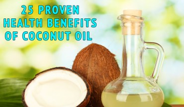25 Proven Health Benefits Of Coconut Oil