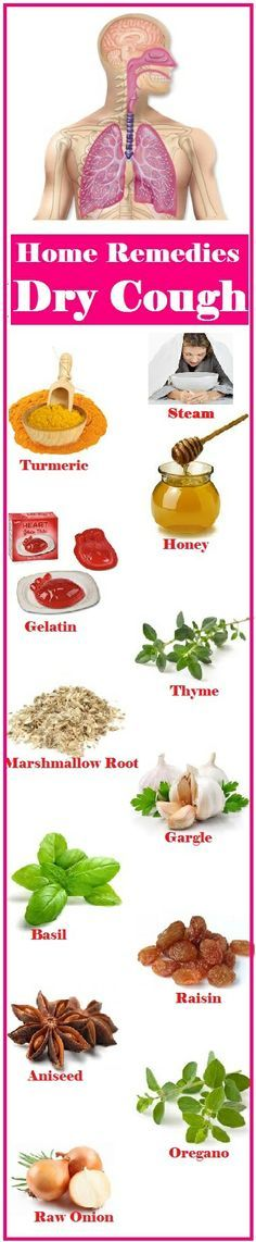 Natural Home Remedies for Dry Cough