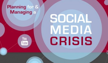 8 Strategies To Manage A Social Media Crisis - Infographic