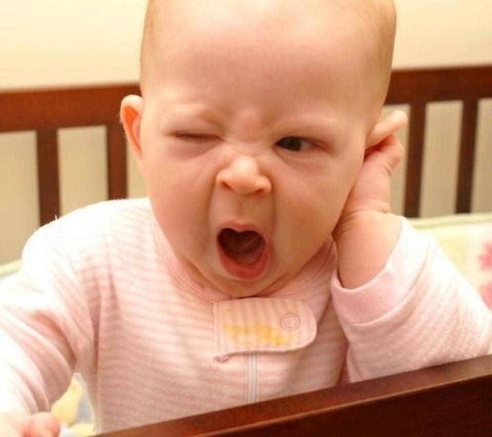 Babies Yawning 3