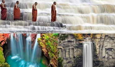 15 Of The Most Picturesque Waterfalls In The World