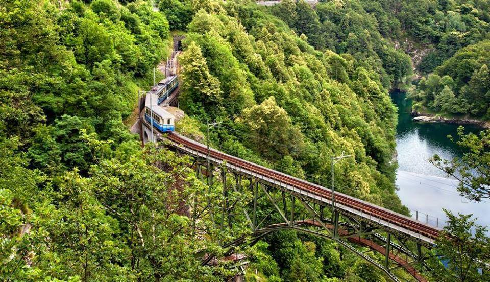 Picturesque Train Journeys Of All Time 11