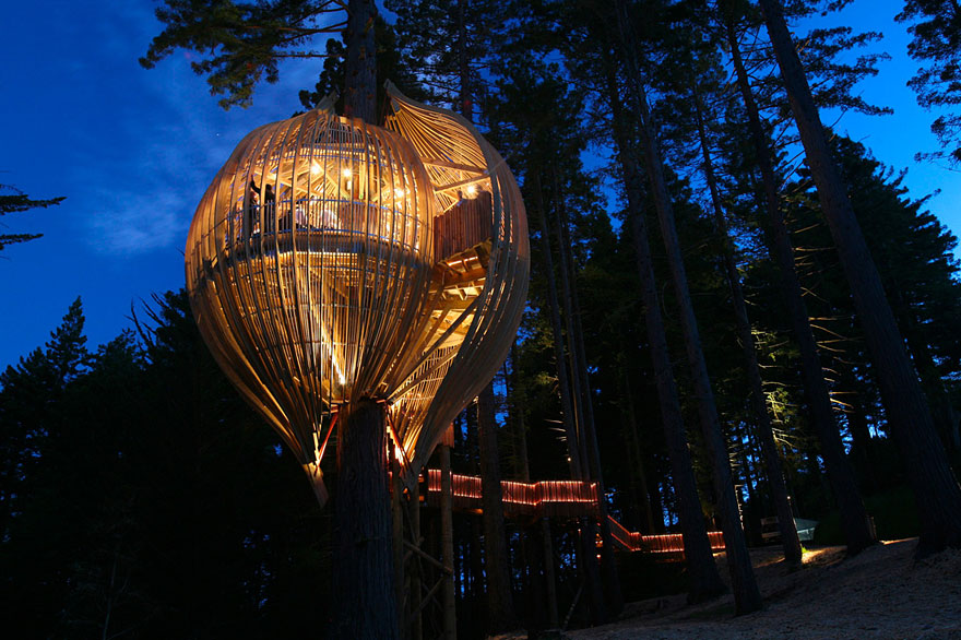 Tree Houses That'll Make You Want To Get One Of Your Own_007