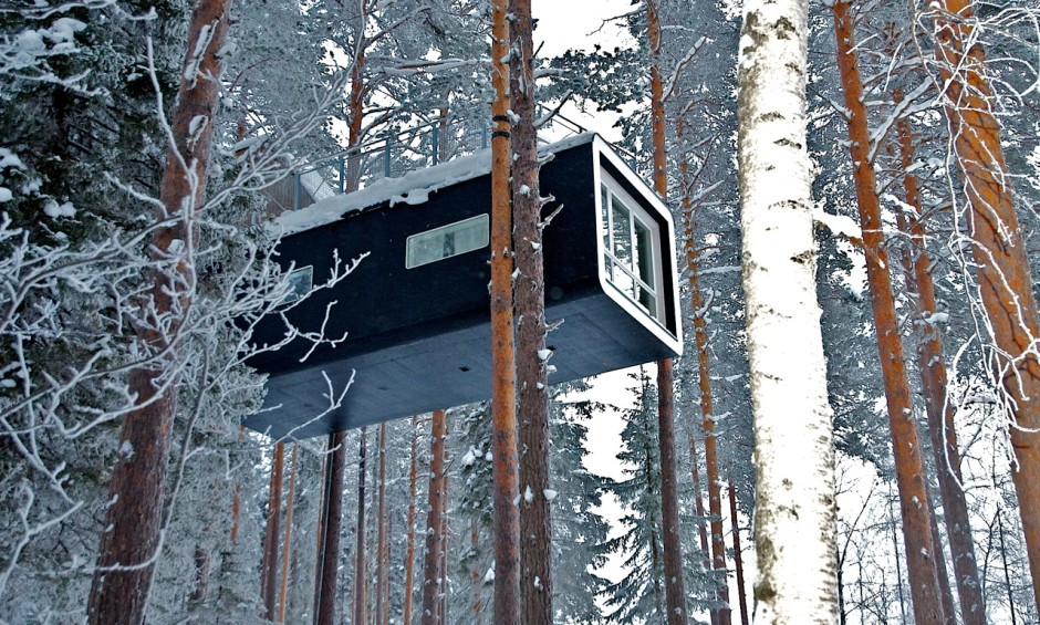Tree Houses That'll Make You Want To Get One Of Your Own_021