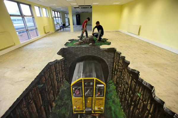 3D Floor Designs That'll Motivate You To Get One Done (5)