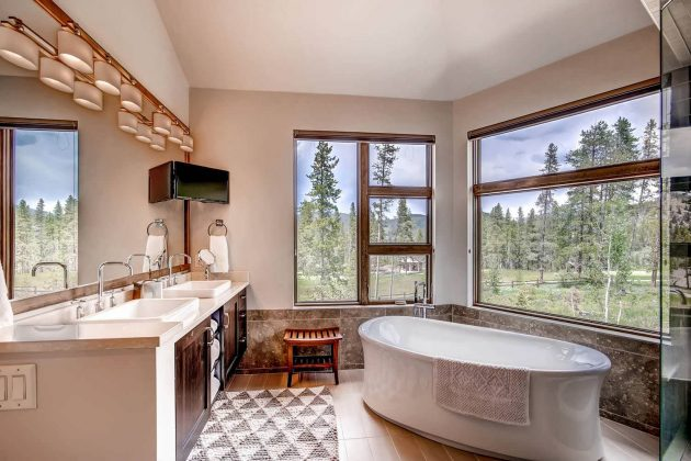 Bathroom Designs That'll Make It Your Favourite Place (5)