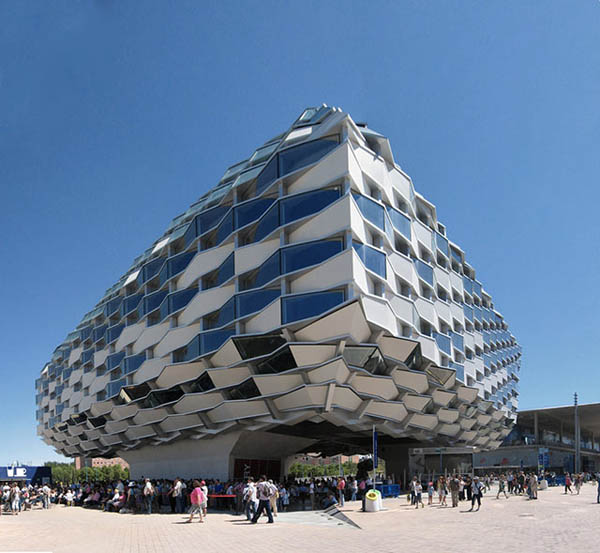 Buildings That Are Weird And Amazing At The Same Time (9)