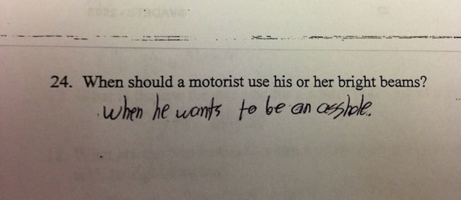 Exam Answers That Wrong But Pure Genuis (14)
