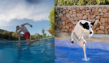 12 Funny Pool Side Pictures