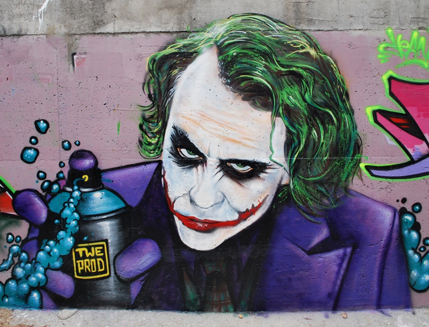 Of The Craziest Street Wall Artwork From Around The World_020