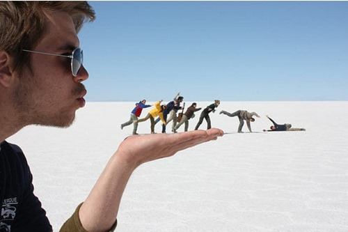 Photographs That Prove Perspective Photography Is The Coolest (10)