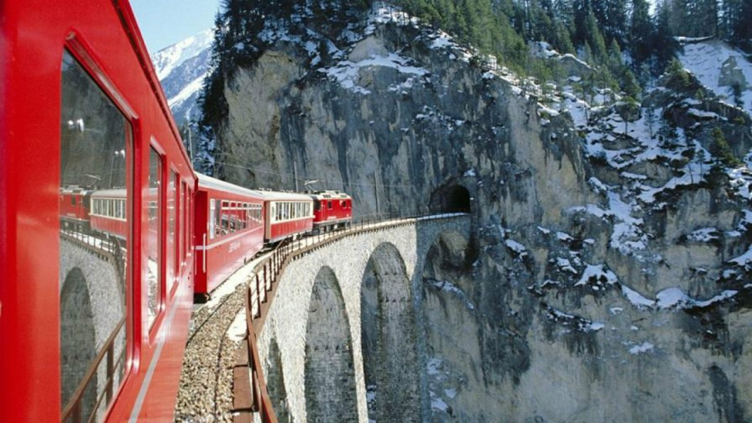 These Pictures Will Make You Want To Board The Glacier Express Right Away! FI