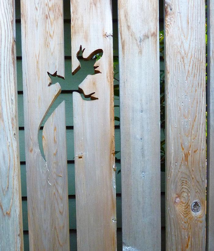 Ways To Make Your Garden Fences Look Extraordinary 12