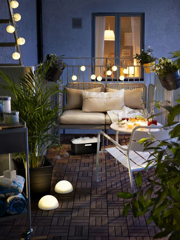 Ways You Can Reinvent Your Balcony 14