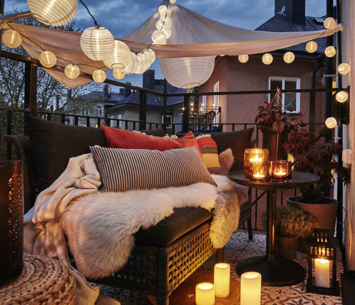 Ways You Can Reinvent Your Balcony 8
