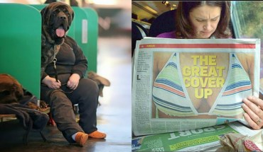 10 Photographs That Couldn't Have Been Timed Better