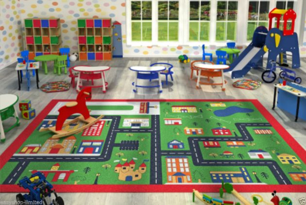 15 Amazing Carpet Ideas For Your Child's Room (14)