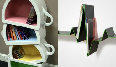 15 Bookshelves That Will Tempt You To Get One
