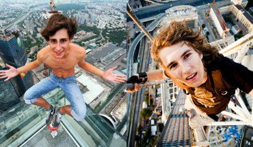 These 2 Russian Boys Redefine Adventure Photography