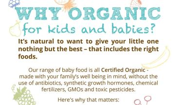 Why Should You Choose Organic Food? - Infographic