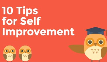 Best Ways To Improve Yourself - Infographic