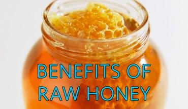 7 Amazing Benefits Of Raw Honey - Infographic