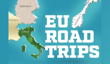 Ultimate Road Trip Guide To EU - Infographic