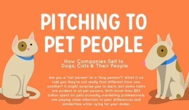 Your Pet Says A Lot About You - Infographic