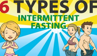 Different Ways Of Intermittent Fasting - Infographic