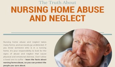 Abuse And Neglect in Nursing Homes is A Horrible Reality - Infographic