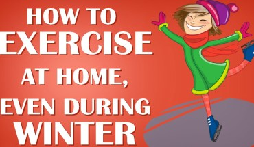 Workout Hacks For The Winters  - Infographic