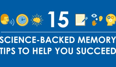 Scientifically Proven Ways To Improve Your Memory - Infographic